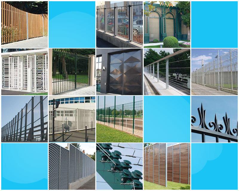 Lemaire-Tricotel - Fabricant de clôtures et de treillages
